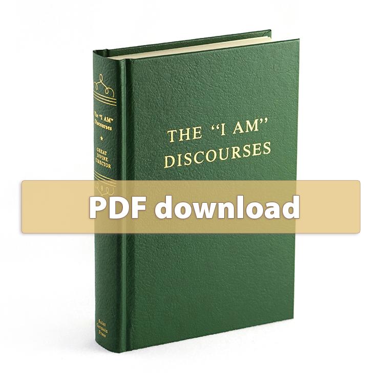 "Volume 08 - The ""I AM"" Discourses - PDF"