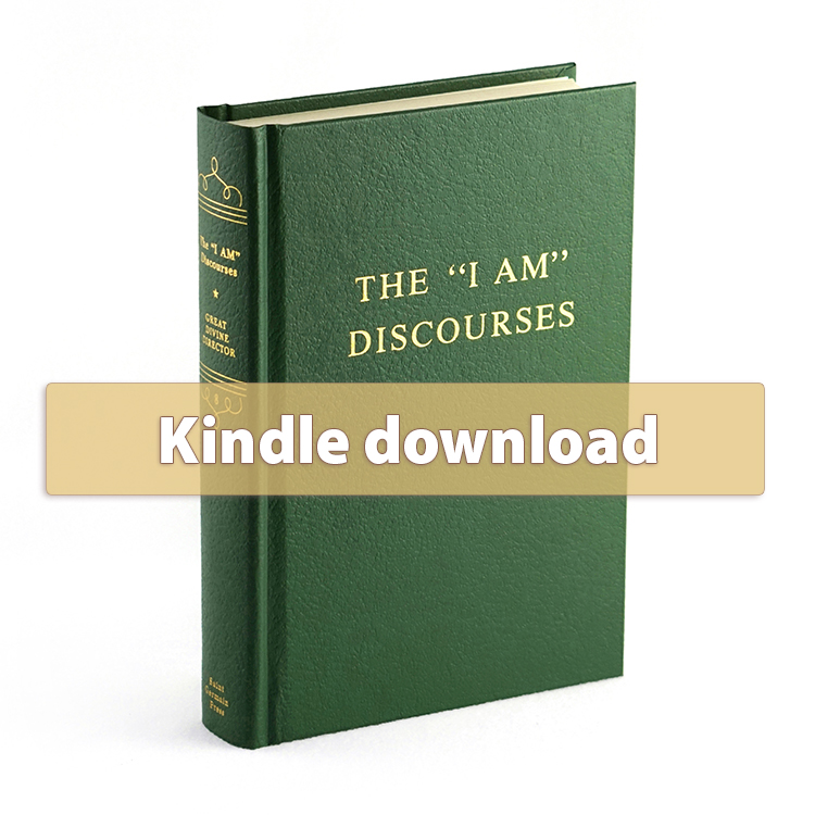 "Volume 08 - The ""I AM"" Discourses - Kindle"