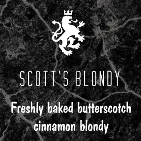 Scott's Blondy