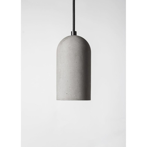 Recycled Cement Pendant Lamp - U