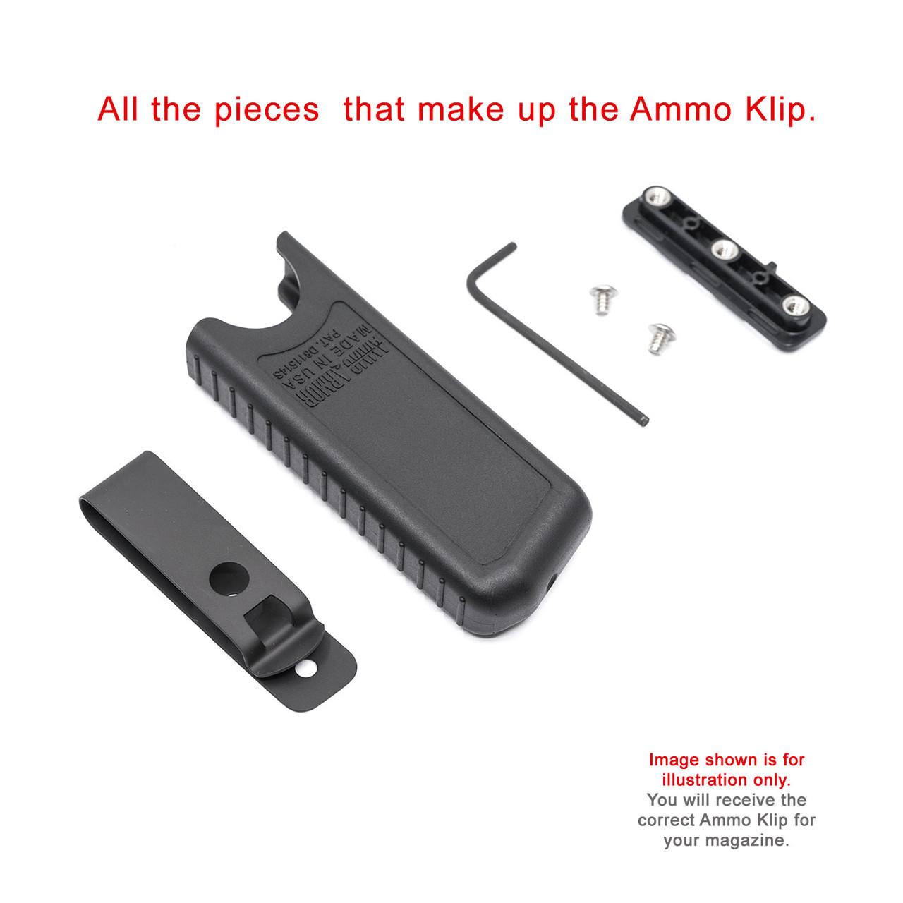 Ruger LCP Ammo Klip