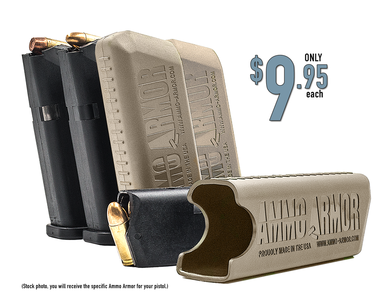 Smith & Wesson SW9G Ammo Armor