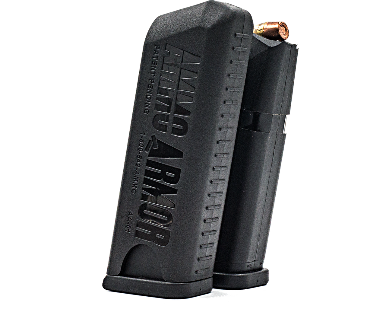 Walther PK380 Ammo Armor 1