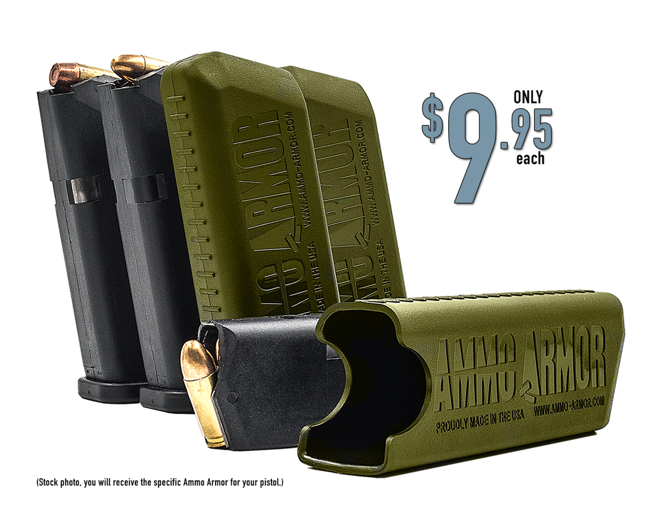 Springfield XD-E .45 Ammo Armor