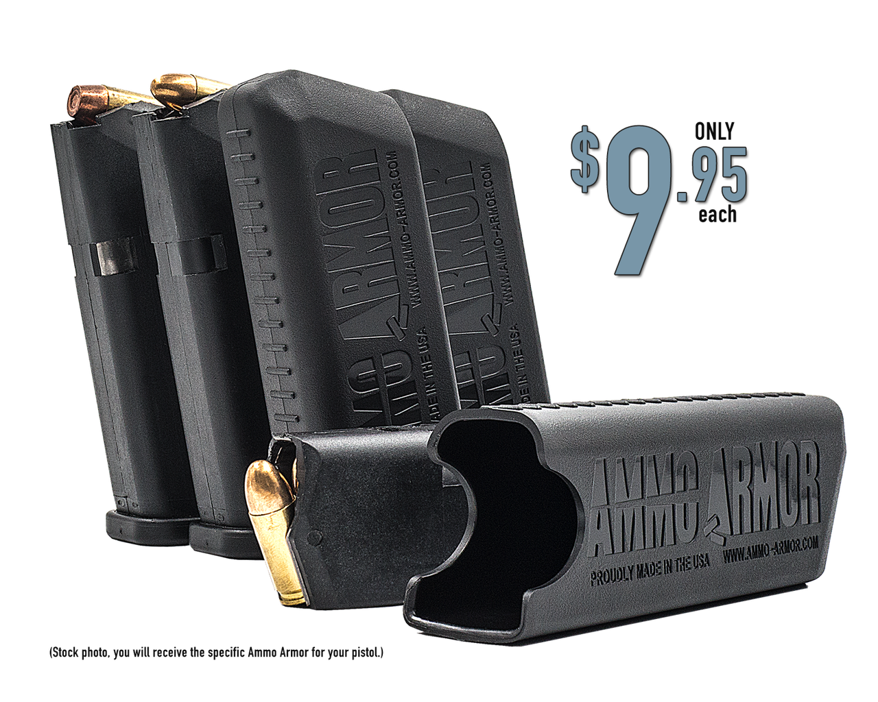 Remington R51 Ammo Armor