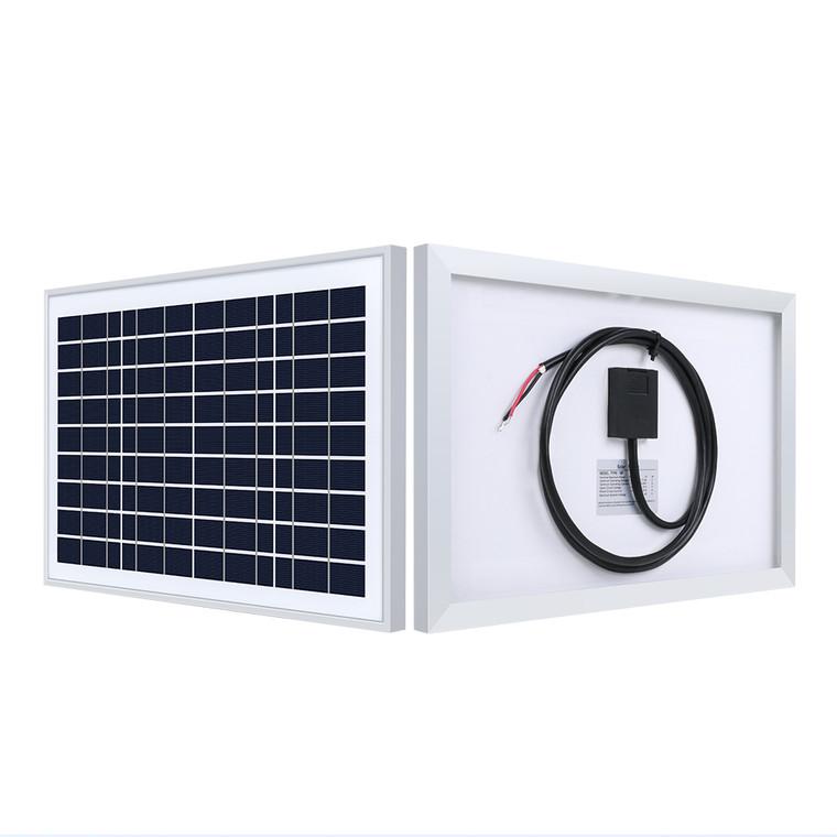 10 Watt 12 Volt Polycrystalline Solar Panel