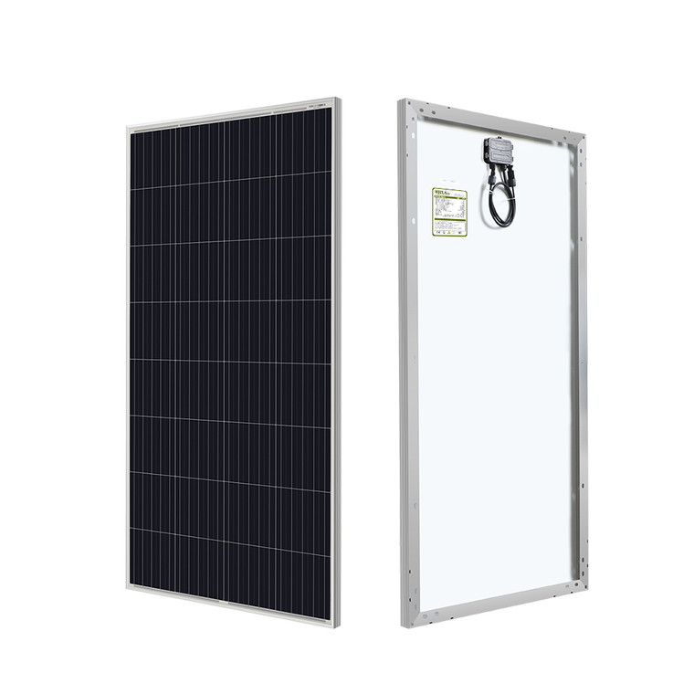 HQST 150 Watt 12 Volt Polyscrystalline Solar Panel