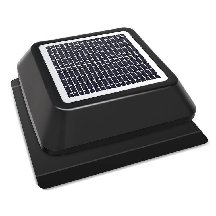 HQST 15W Solar Attic Fan