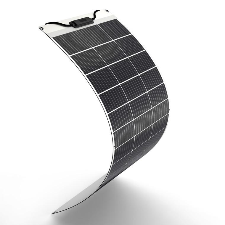 100 WATT 12 VOLT FLEXIBLE MONOCRYSTALLINE SOLAR PANEL