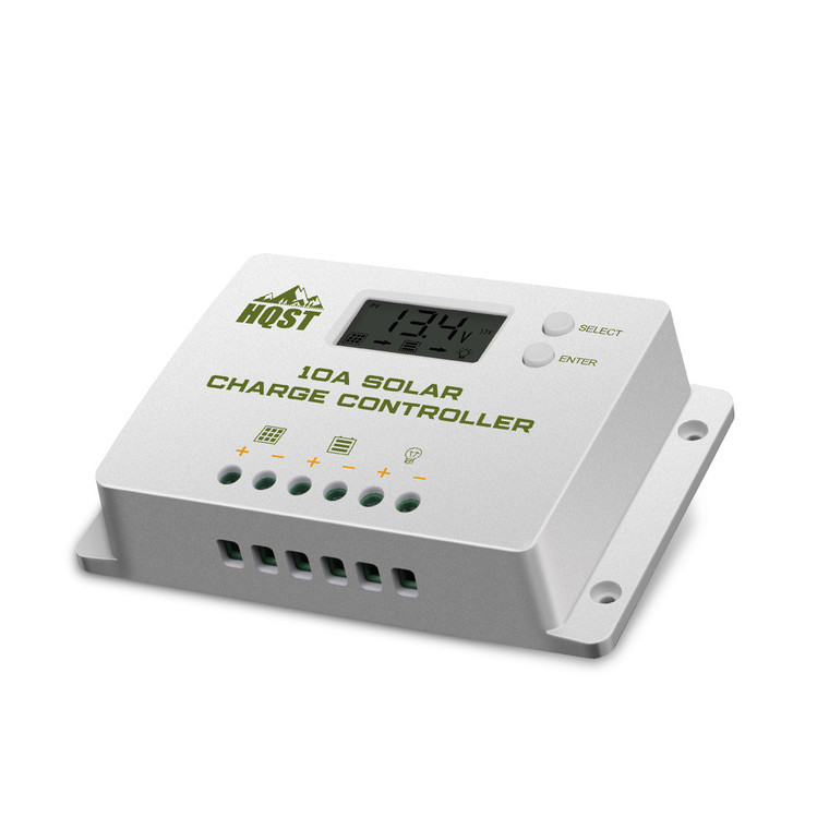 10 Common Positive PWM Solar Charge Controller