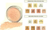 13pc Mineral Makeup Sample Kit w/ Small Powder Brush