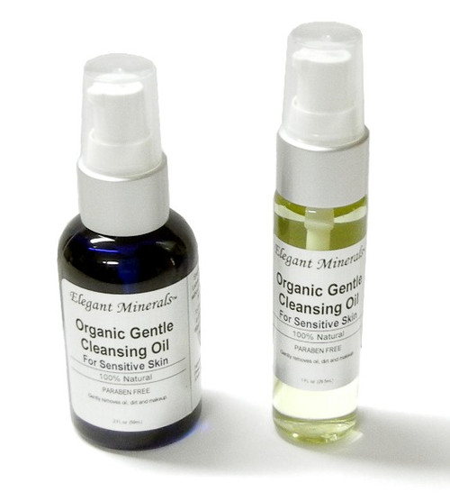 All Natural Organic Gentle Cleansing Oil