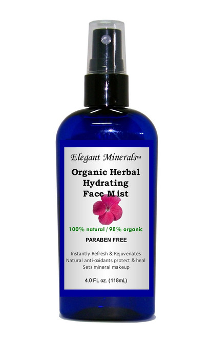 Organic Hydrating Face Mist Setting Spray
