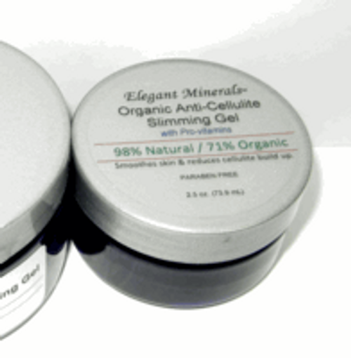 2.5 oz. Organic Slimming & Conture Gel