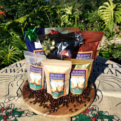 Coffee Lover's - Holiday Gift Basket