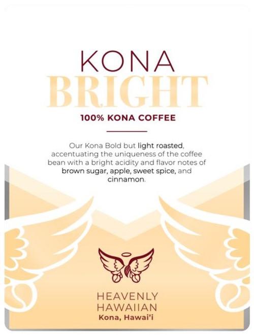 Kona Bright 100% Kona Coffee