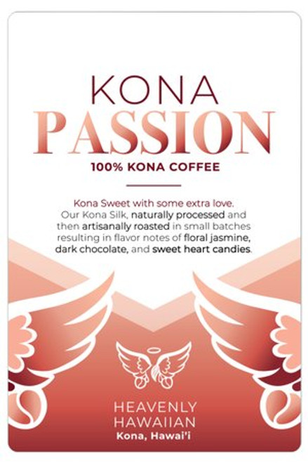 Kona Passion 100% Kona Coffee