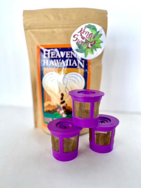 Reusable K-Cups