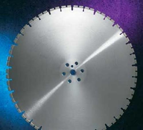 """30 x 210 x 1 3/8"""" Wall Saw Diamond Blade"""