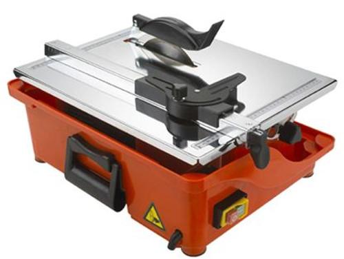 "Norton CTC701 7"" Tile Saw 1 HP 115V Table Top Case Mosaic Bath Kitchen Craft"