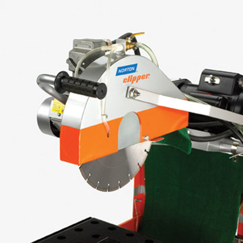 "Small Seeds 14"" Norton Clipper Masonry Saw BBC157 1.5HP Electric Blockbuster Compact (70184682488)"