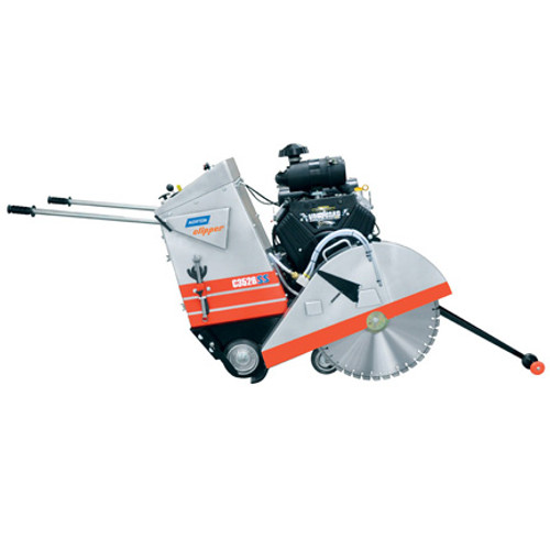 """26"""" Norton Clipper C3526SS Self Propelled 35HP Gas Mid Range Flat Road Saw 70184642466 Small Seeds"""
