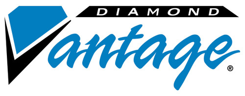26 x 175 Diamond Vantage Pro Blade Abrasive Concrete Saw Road Street Standard Plus Grade