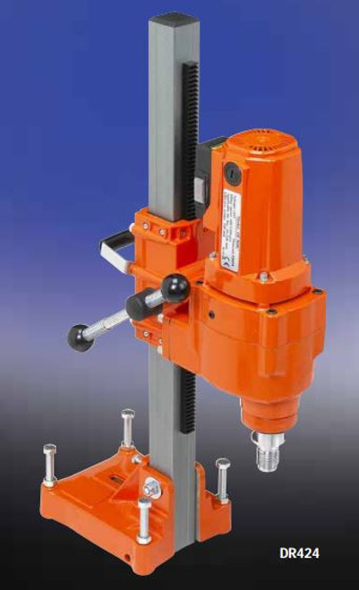 Norton DR424 Core Drill Rig Small Seeds