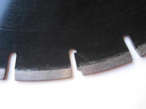 20 x 125 Asphalt Professional Black Diamond Blade Road Street Paving Repair Saw Project