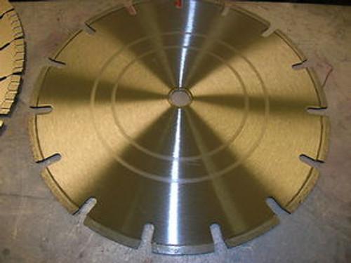 """12"""" x 110 x 1""""/20mm Diamond Vantage Blade Brick Block Pavers Wet Cut U Slot"""