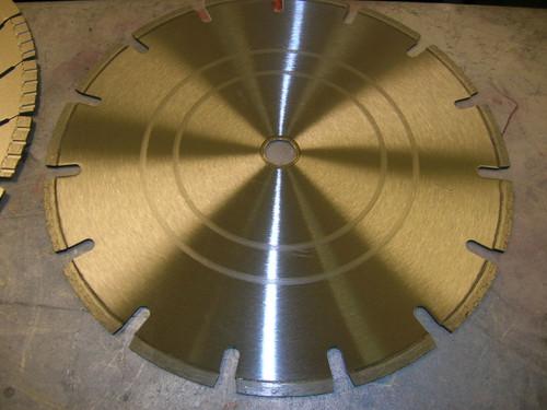 SMF10M1412 Diamond Vantage Refractory Blade R10 Bond brick masonry