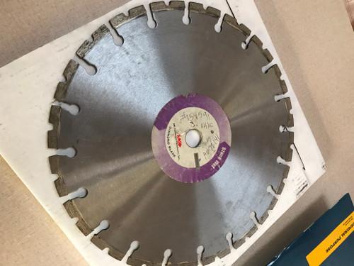 "14"" MK Diamond Blade MK-62GSPV Stone 154591 Unused"