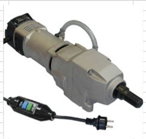 T3-250EL Norton Clipper Cardi Motor Drill 20 AMP No Base Full Warranty Small Seeds
