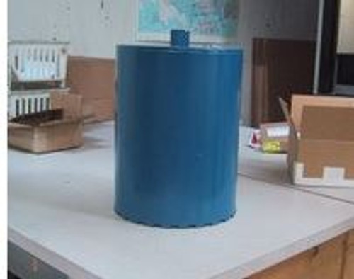 "12"" Norton Construction Products Prestressed Concrete Diamond Core Bit Small Seeds"
