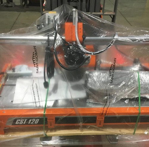 """Small Seeds 14"""" Norton Clipper Pro CST120 Tile Masonry Stone Electric Saw 2.4HP (70184631566)"""