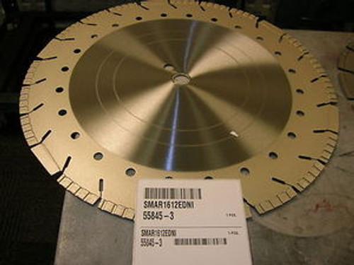 """16"""" x 125 Diamond Vantage Blade Masonry Saw Turbo Brick Block Paver Concrete"""