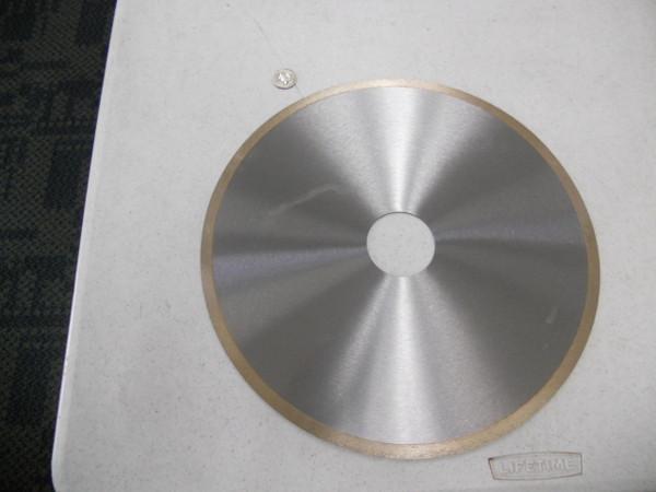 """Small Seeds Diamond Vantage Stone Tile Blade 14"""" 60mm"""