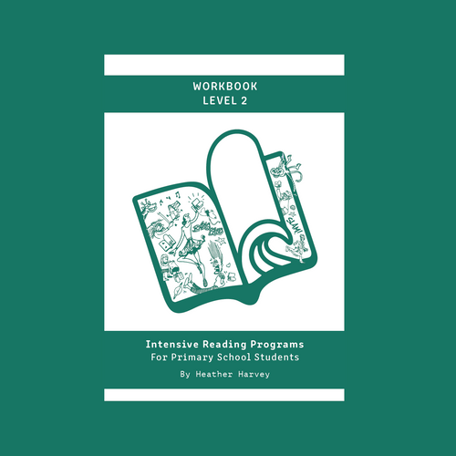 IRP - Primary Student Workbook Level 2 - Reading Age: 7.6 - 8.0