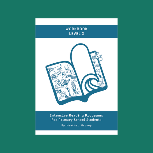 IRP - Primary Student Workbook Level 3 - Reading Age: 8.6 - 9.6