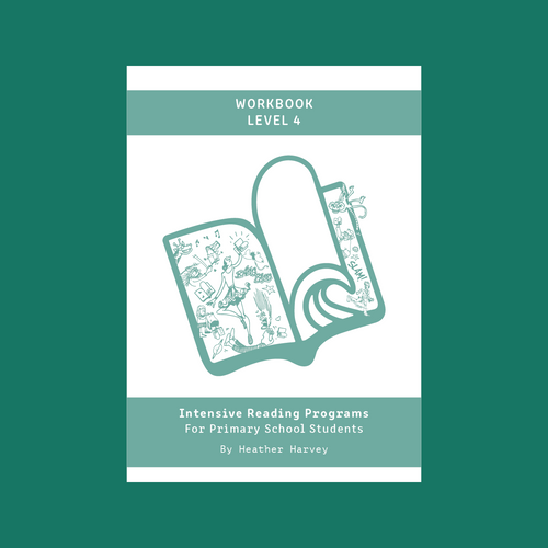 IRP - Primary Student Workbook Level 4 - Reading Age: 9.0 - 10.6