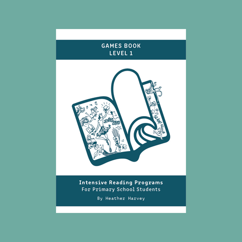 Games Book Level 1 - Primary - Reading Age: 7.0 - 7.6