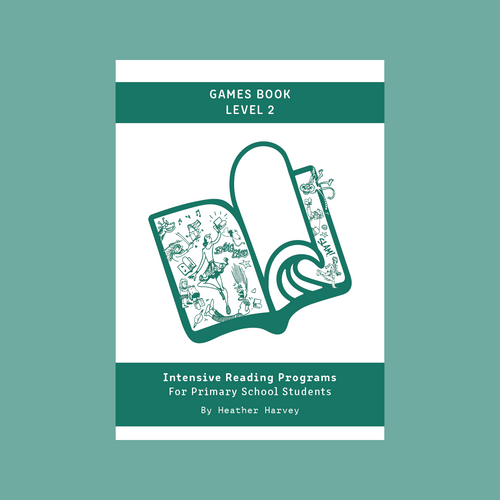 Games Book Level 2 - Primary - Reading Age: 7.6 - 8.0