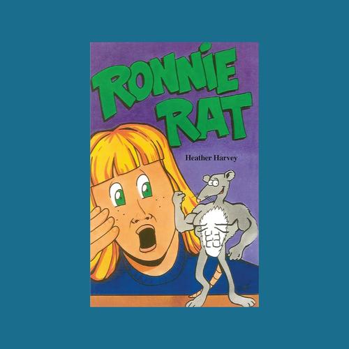 Novel - Ronnie Rat - Reading Age: 8.6 - 9.6