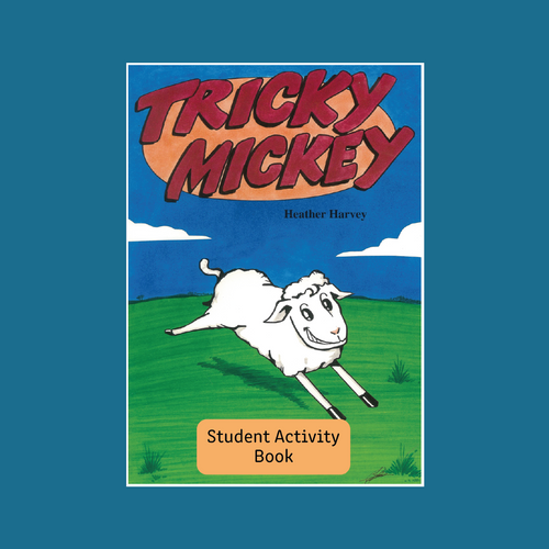 Student Activity Book - Trickey Mickey - Reading Age: 7.0 - 7.6