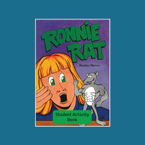 Student Activity Book - Ronnie Rat - Reading Age: 8.6 - 9.6