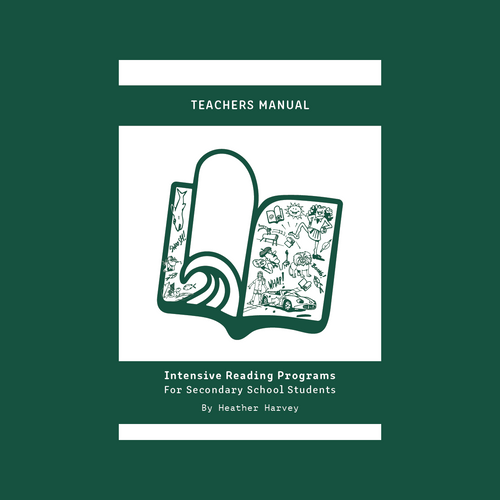 IRP -  Secondary Teachers Manual - Reading Age < 8.6 - 10.6