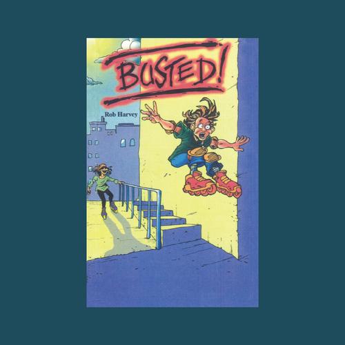 Novel - Busted! - Reading Age: 9.6 - 10.6