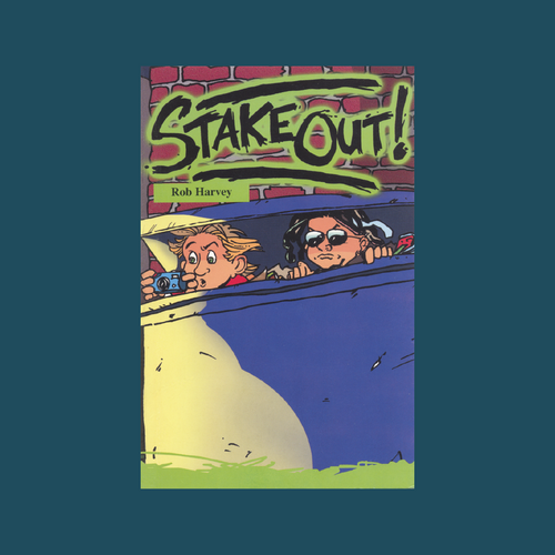 Novel - Stake Out - Reading Age: 9.6 - 10.6