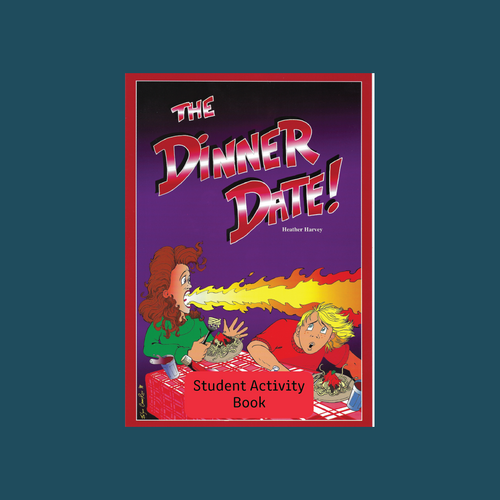 Student Activity Book - The Dinner Date - Reading Age: 9.6 - 10.6