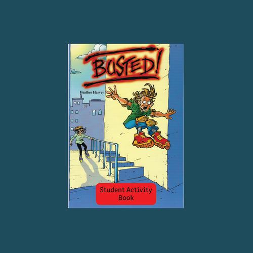 Student Activity Book - Busted! - Reading Age: 9.6 - 10.6